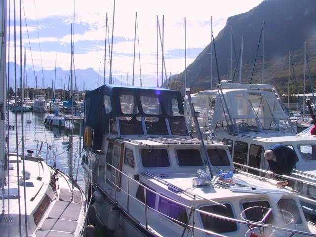 capotes de bateau