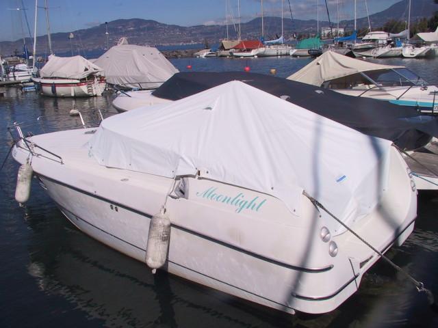Bâche de bateau